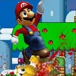Play Super Mario Hardcore